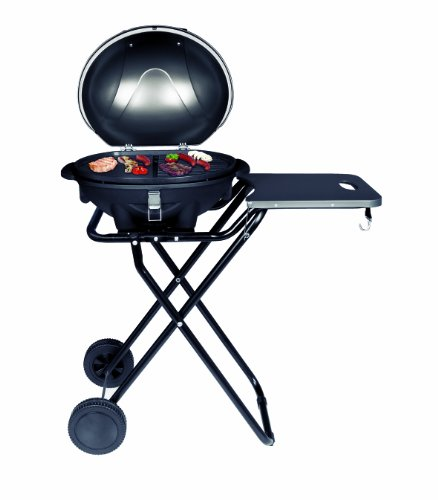 Suntec Wellness Barbacoa de mesa Electrica BBQ-9493, 2400 W, Negro